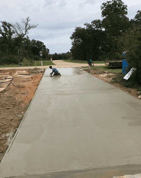 Professional Concrete Construction